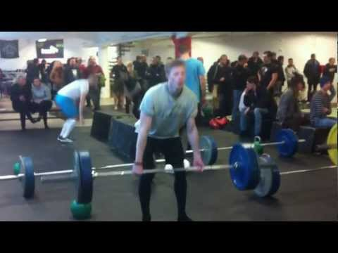 NEXUS STHLM HQ OPENDAY 2013 - CROSSFIT!