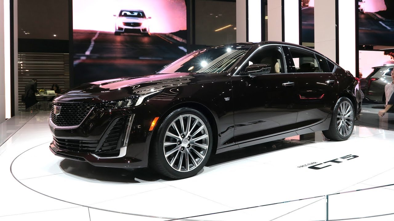 The NEW Cadillac CT5 | Replacing the ATS and CTS - YouTube