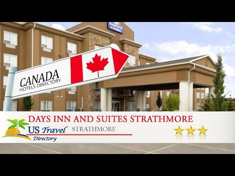 Days Inn And Suites Strathmore - Strathmore Hotels, Canada