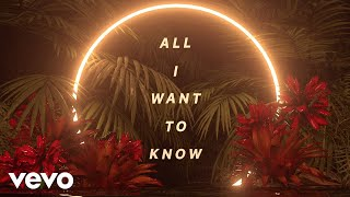 Phantoms - Want T๐ Know (Lyric Video)
