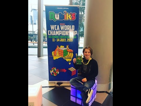 WCA Rubik's World Championships Melbourne 2019 Day 2 | Phoenix TV