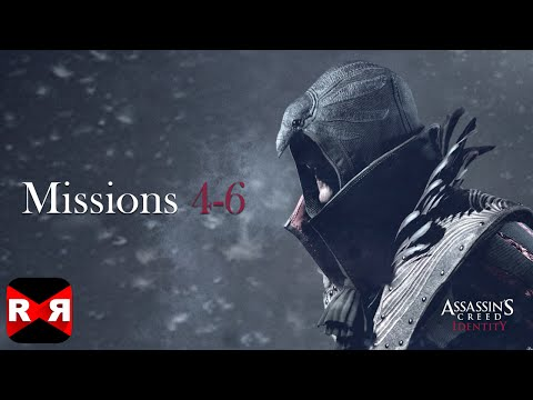Assassin's Creed Identity Missions 4-6 - iOS / Android - Worldwide Launch Walkthrough Gameplay