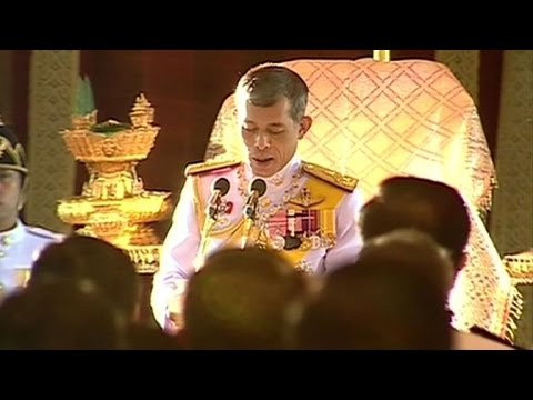 Inauguration of Thailand's new junta-appointed National Assembly