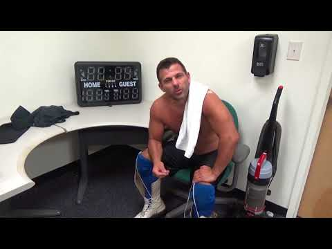 Matt Striker is gunning for the WWGP Championship