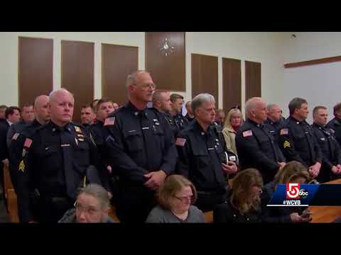 Lawmakers call for change following Cape Cod officer's murder