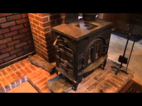 Consolidated Dutchwest Woodstove FA264CCL Operating Techniques: Part 2 of 3 - Consolidated Dutchwest Woodstove FA264CCL Operating Techniques