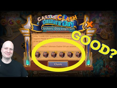 Castle Clash Clashers' Day   Big Rewards   Skeletica   1 For 1   Igniting Stones