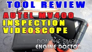 TOOL REVIEW - Autel MV400 Inspection Videoscope