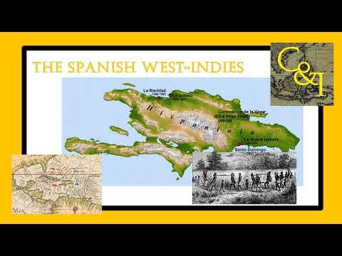 The Spanish West-Indies