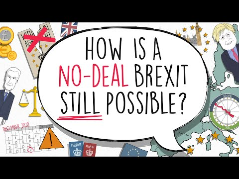 How the UK could still leave the EU with no deal - Brexit Explained