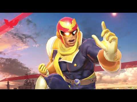 Smash Ultimate: 5 Minutes of Chaos - Captain Falcon |