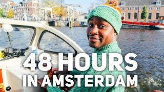 Gambar cover 48 Hours In Amsterdam With Airbnb