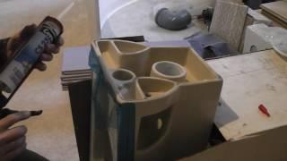 Установка інсталяції GROHE і монтаж на неї підвісного унітазу