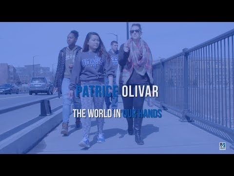 Patrice Olivar The World In Our Hands