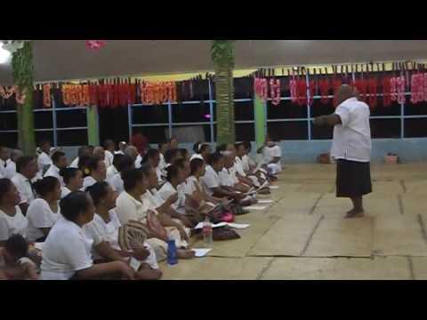 Pehe ite Kafaga Forum a Fanau Nanumaga 2016