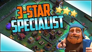 IS HE THE BEST IN THE WORLD?! Clash of Clans Strategy | CoC | 3-Star SPECIALIST!