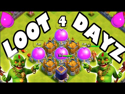 Clash of Clans - TOO FAST!