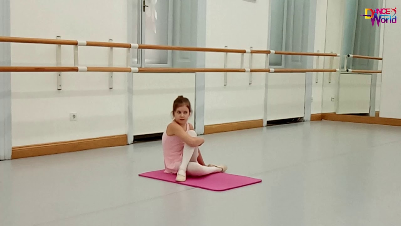 Children Ballet Class for age 7 to 10