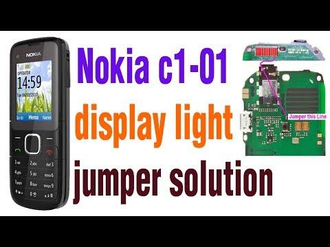 Nokia C1 01 LCD Light Solution / নোকিয়া C1 01 ফাইনাল লাইট সলিউশন।