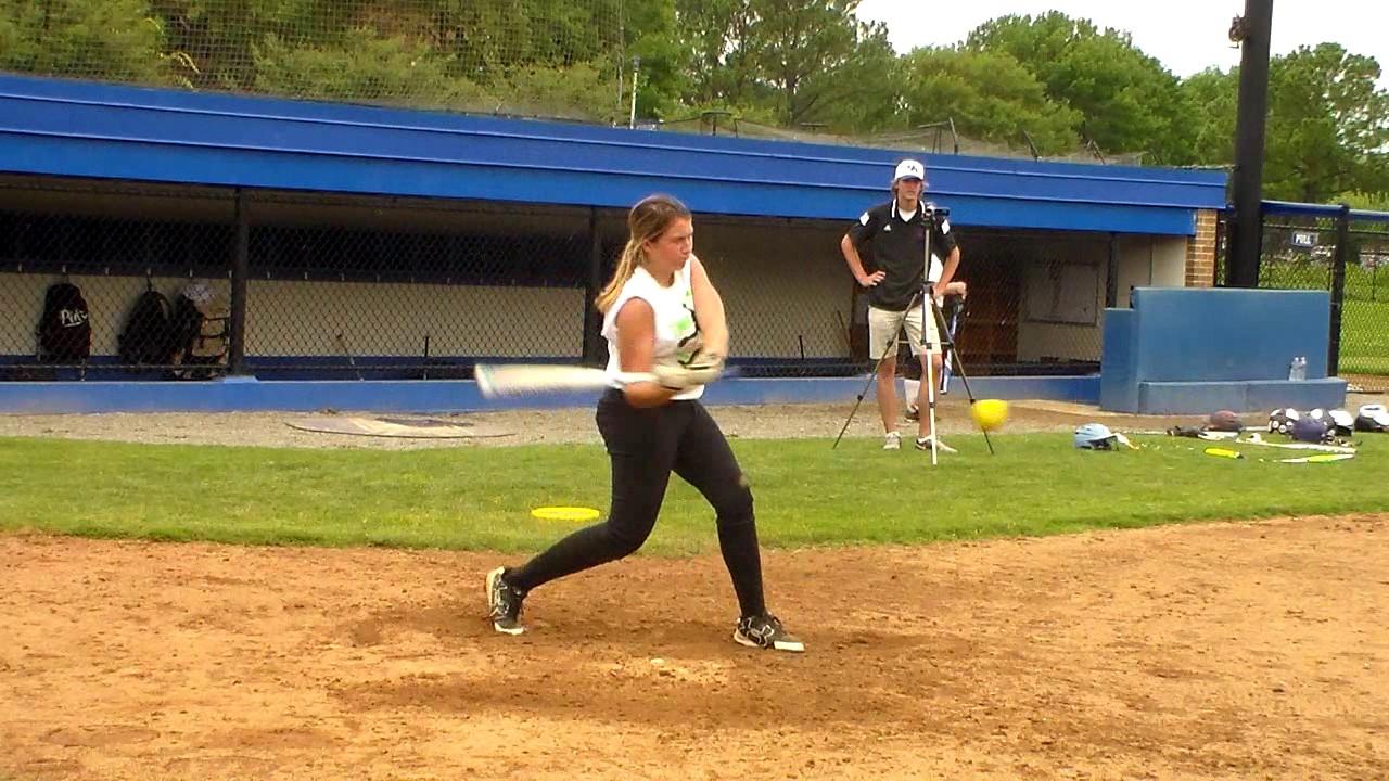 Brandy Roberts's Softball Recruiting Profile