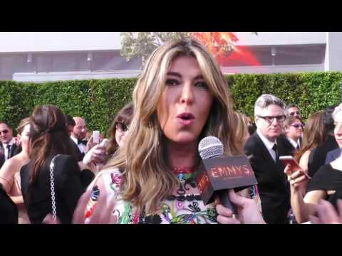 "Nina Garcia on why ""Project Runway"" is still so popular - 2016 Primetime Emmys"