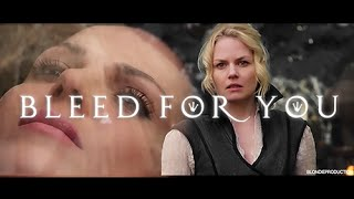 Swan Queen Sacrifices || Bleed For You (seasons 1 - 4)