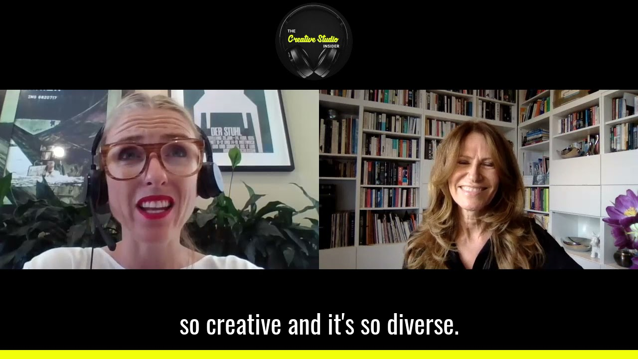 Download The Creative Studio Insider Podcast - Georgia Carrington Department of Jobs, Precincts & Regions