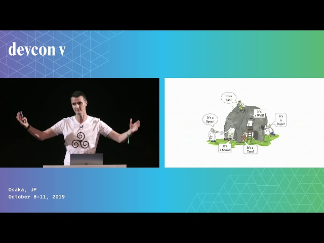 AKASHReloaded: Unifying the Ecosystem with ethereum.world by Mihai Alisie (Devcon5)