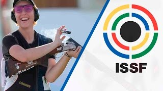 Trap Women Final - 2016 ISSF Rifle, Pistol and Shotgun World Cup in Baku (AZE) thumbnail