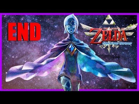 FINALE TIME! | The Legend Of Zelda: Skyward Sword {ENDING} - (Live Stream)