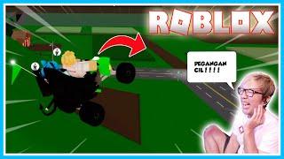 APDET MOBIL ATV BARU!! LANGSUNG KITA PAKE TERBANG WKWKW!! (BROOKHAVEN Part 25) ROBLOX BANG CUPU