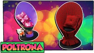 Como fazer: Poltrona (com garrafa pet) para bonecas Barbie, Monster High, Ever. A H entre outras!