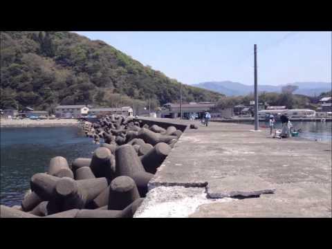 福井県敦賀釣り場 日向漁港