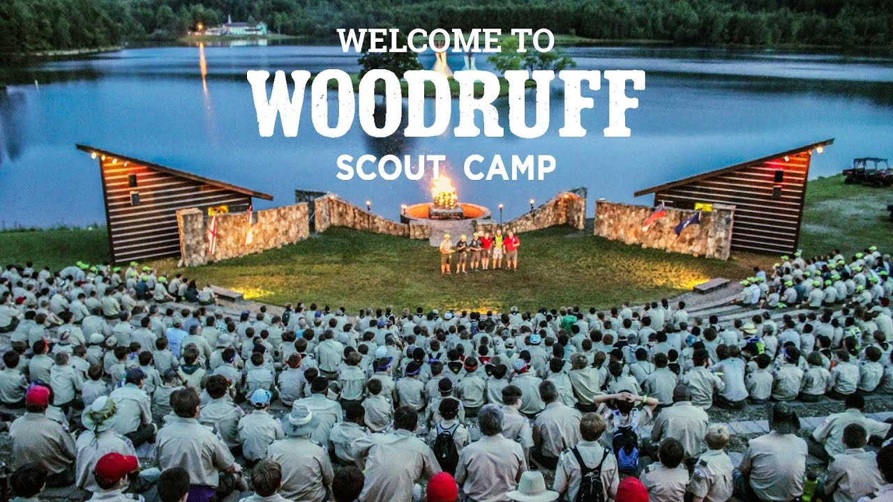 Image result for woodruff scout camp pictures