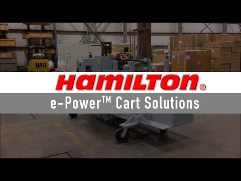 Hamilton e-Power™ Cart Solutions