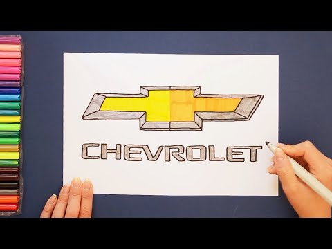 How To Draw The Chevrolet Logo