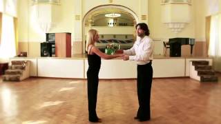 Видео урок венского вальса