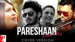 Pareshaan Violin Mix Cover Version Sandeep Thakur Yashita Sharma