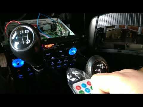 Mp3 и Bluetooth в штатную магнитолу Hover