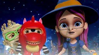 это ночь Хэллоуина | песня для детей | Страшный детский стишок | Its Halloween Night In English