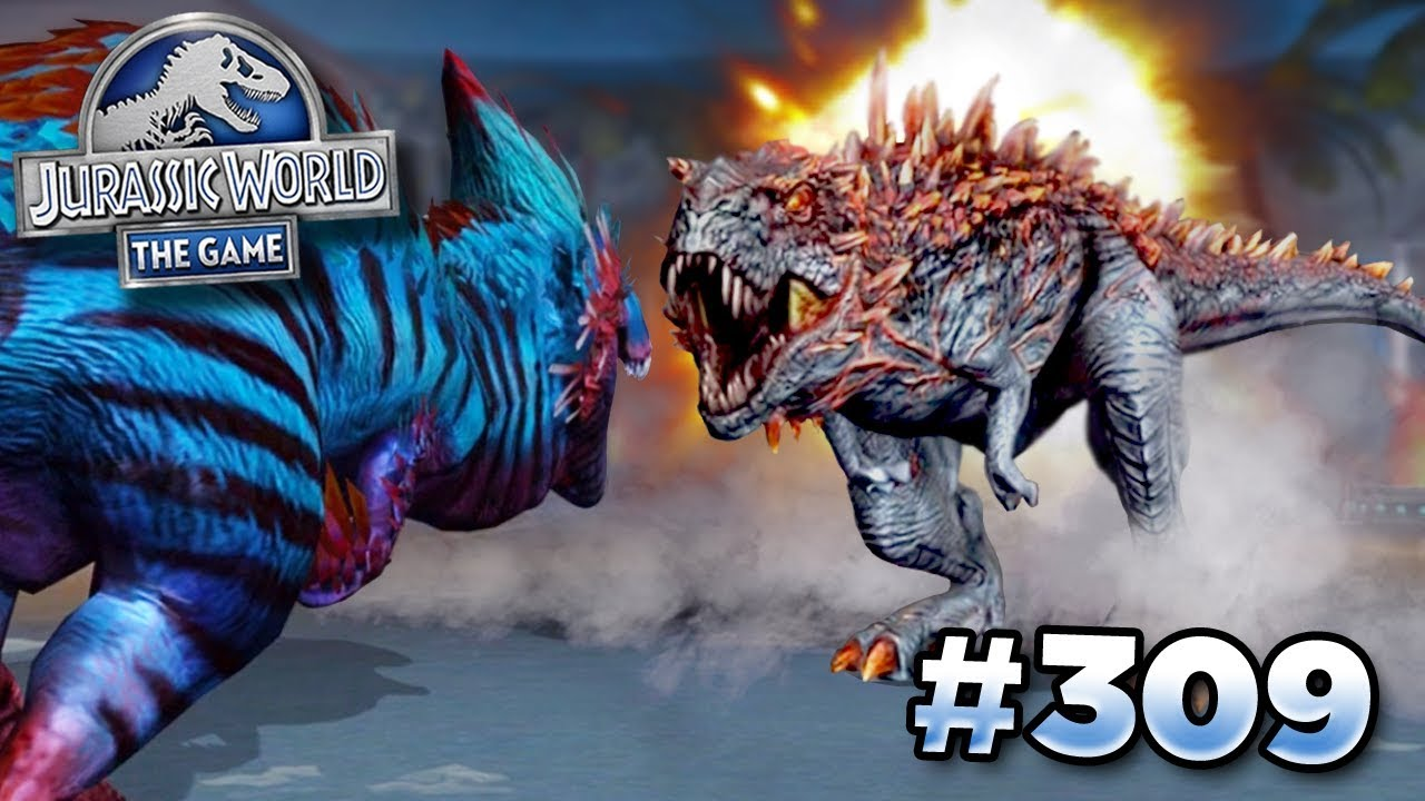 HOW TO BEAT ALPHA 06! || Jurassic World – The Game – Ep309 HD