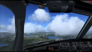 Full Flight FSX SE Orbx Norway