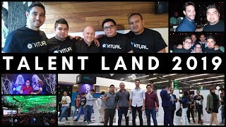 Vitual en Talent Land 2019