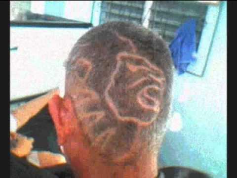 Cortes de pelo dise o catrachos youtube for Disenos de pelo
