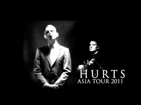 Hurts Concert Promo