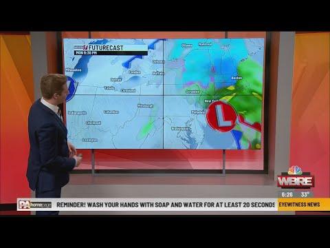 Eyewitness Weather Webcast 3.21.20 6AM