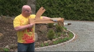 The Bar Fight Dominator (Ashtray Shooter)