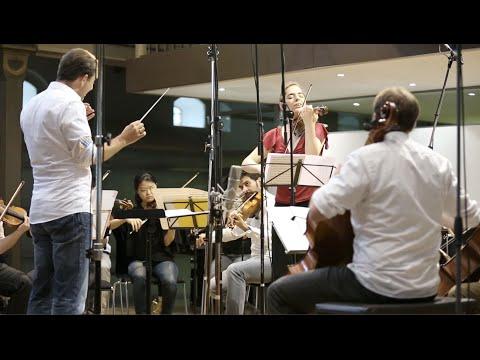 Kathrin ten Hagen mit dem Folkwang Kammerorchester Essen (Johannes Klumpp) | Northern Lights