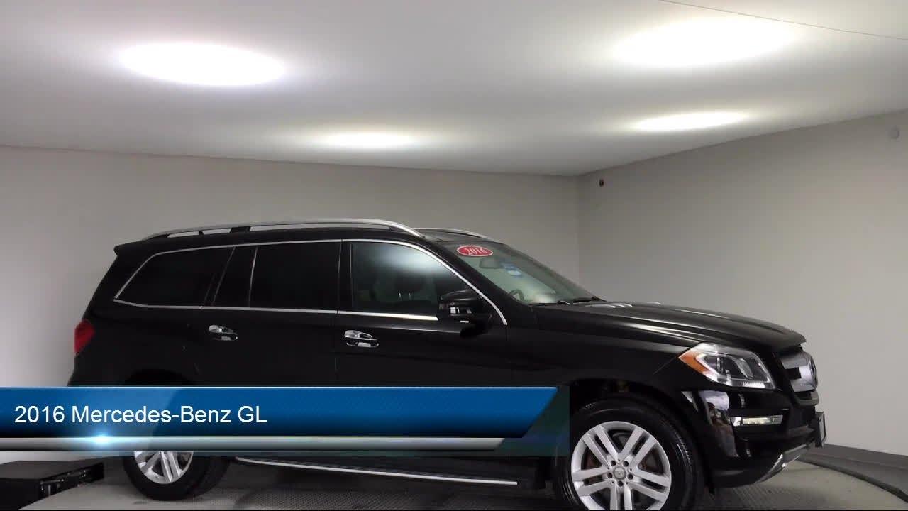 2016 Mercedes-Benz GL Des Moines Urbandale Newton Ames ...