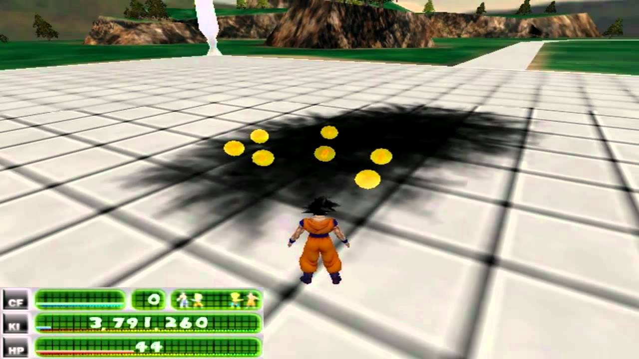 Download dragonball z earth special forces Gameplay